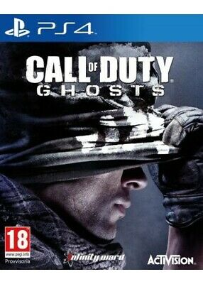 Call of Duty: Ghosts, PlayStation 4 PS4 ITA - PS4-CODG ACTIVISION