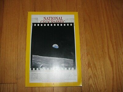 NATIONAL GEOGRAPHIC MAGAZINE July 2019 The Moon and Beyond