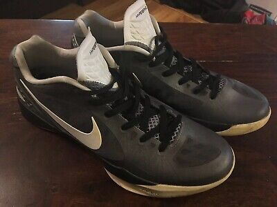 Details about Nike Air Zoom Hyperattack Volleyball Shoes Black White Gum (881485 001) sz 10.5