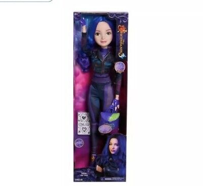 Disney Descendants 3 Mal 28 Doll with Accessories Kid Toy Gift