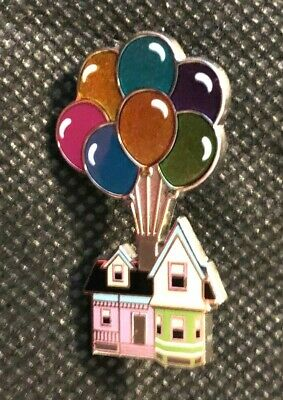 disney store pin up house balloons 30th limited release artist Allison Revilla