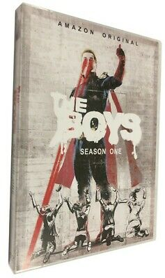 New The Boys Season 1 Dvd - Brand New & Sealed + Free Priority Post