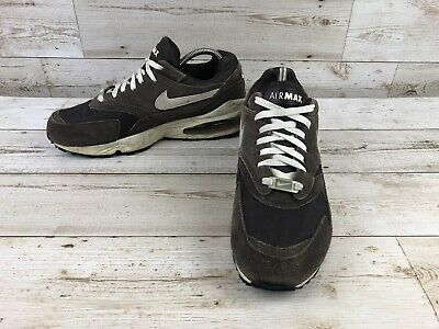 NIKE AIR MAX 90 Paris QS Men's 10.5 Gray Green Suede Leather