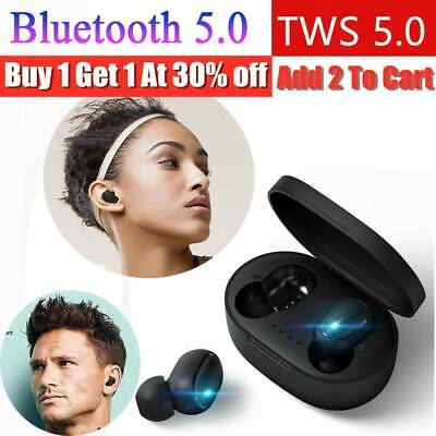 Sport With Mic Wireless Earbuds Bluetooth 5.0 TWS Earphone Xiaomi Redmi Airdots