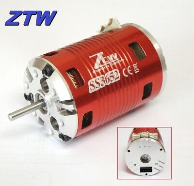 Motore BRUSHLESS ZTW per 1/10 Touring competizione 13.5T sensored [ZTW13.5]