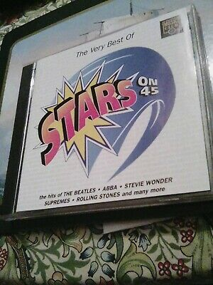 Stars On 45. The Very Best Of Cd.