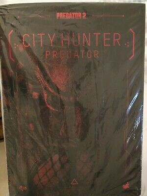 HOT TOYS MMS 72 Predator Major Alan