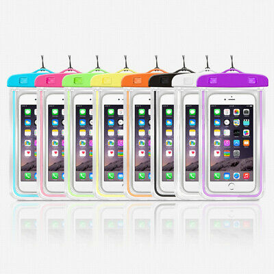 Universal Waterproof Underwater Phone Case Dry Bag Pouch For All Smartphones A