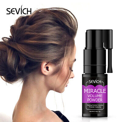 Sevich Miracle Hair Volume Powder 4g Volume UP Hair Styling help go out urgently