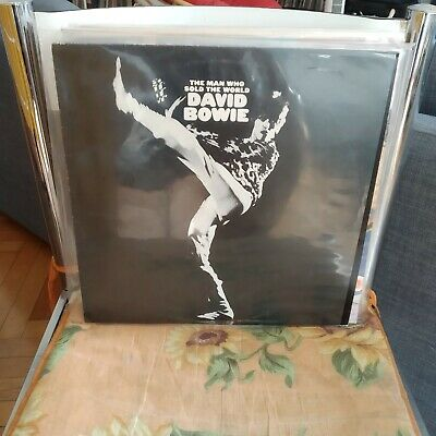 Lp - David Bowie - The Man Who Sold the Wolrd - Italy