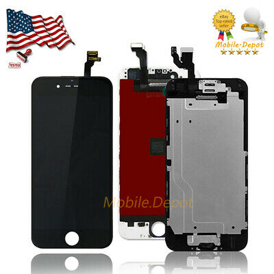 OEM For iPhone 7 6 6s 8 Plus LCD Display Complete Screen Replacement Home Button
