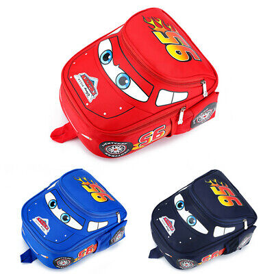 Cars Shape Bags Kid's Backpacks Rucksack Shoulders Bag Boy Girl School Bag