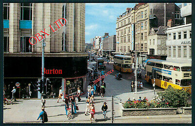 Northumberland Street, Newcastle Upon Tyne - Picture Postcard England -  <02/08