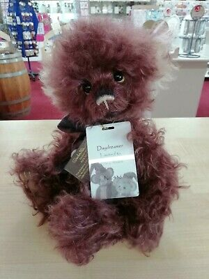 SPECIAL OFFER! Charlie Bears Isabelle Mohair DAYDREAMER No 436/450 (RRP £145)