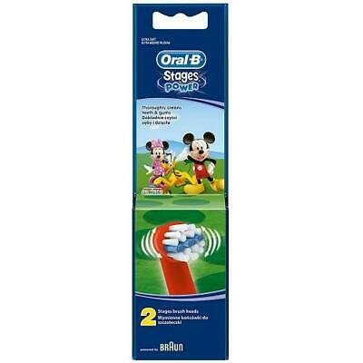 Oral-B Stages Power Mickey Mouse Kids Replacement Head