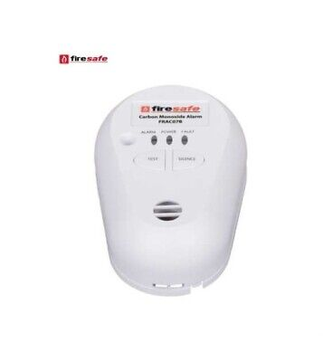 Firesafe Battery Operated Carbon Monoxide Alarm FRACO7B