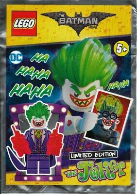 Lego Joker The Batman Movie 211702 Foilbag BNIP