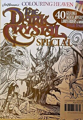 Colouring Heaven Magazine 2019 = # 53 = The Dark Crystal Special Issue