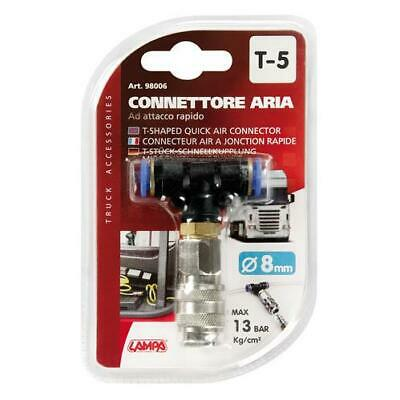 Lampa Quick Connector T-Piece for Air Duster