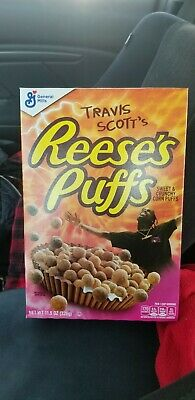 Travis Scott Resees Puffs *Sold Out Limited Edition*
