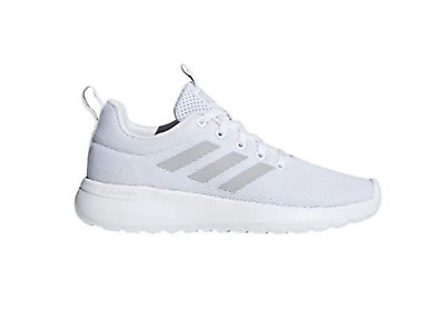 NEW adidas Kids' Lite Racer CLN Sneakers Shoes White BB7052