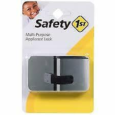 Safety 1st 48482/12018 White Multi Purpose Appliance Latch