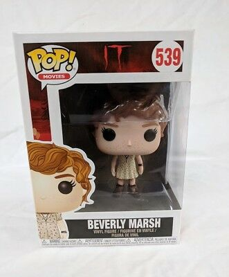 Funko Pop IT Beverly Marsh Non Chase Vinyl Figure #539 - New Mint in Box MIB