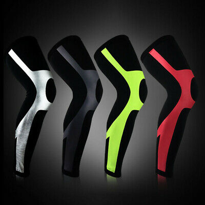 Mens Womens Compression Socks Long Sleeve Knee High Support Stockings Leg Thigh
