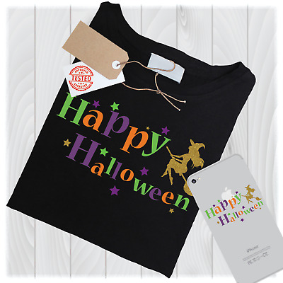 Happy Halloween SVG Files for Cricut Designs - Digital Download Option