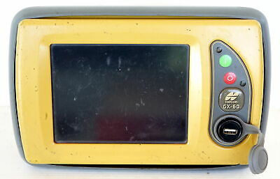 Topcon GX-60 9169 Machine Control User Interface with 3DMC WinXP