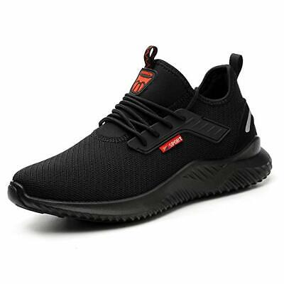 Safety Shoes for Men Women Steel Toe Trainers Lightweight Work Shoes Sports UK