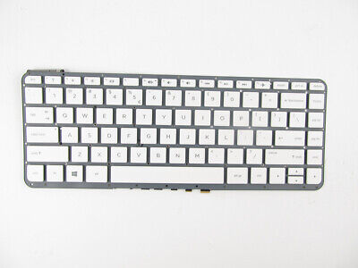 HP STREAM 14T-AX000 14-AX 14-CB SERIES US ENGLISH WHITE KEYBOARD V150546HS1 US