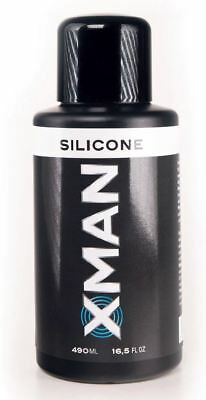 X-man massageolie 490 ml