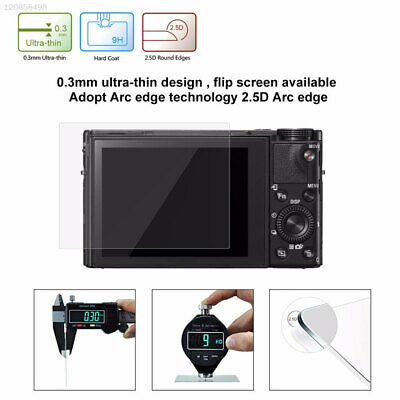 Slim Transparent PULUZ SLR Camera Film Screen Protector Photography Replacement