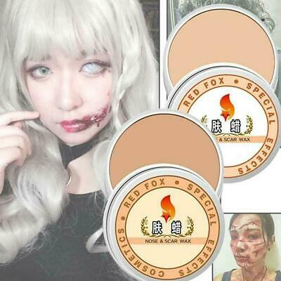 Halloween Fancy Dress Fake Scar Wound Skin Wax Body Face Painting Make Up  Best