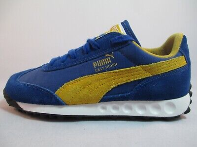 PUMA EASY RIDER Low Suede Running Shoes Fashion Sneakers ...