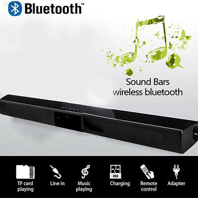 BBDB 5W*4 Soundbar Wireless Bluetooth Speaker Home Theater Outdoor Support TF