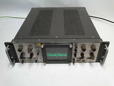 "Tektronix 1480R Waveform Monitor 19""                jh"