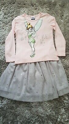 Girls Outfit skirt And Top Size 5-6 Years