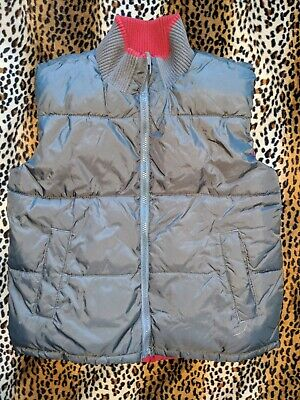 Next Reversible Childrens Bodywarmer - 9-10 Years - Boys Or Girls - Hardly Used