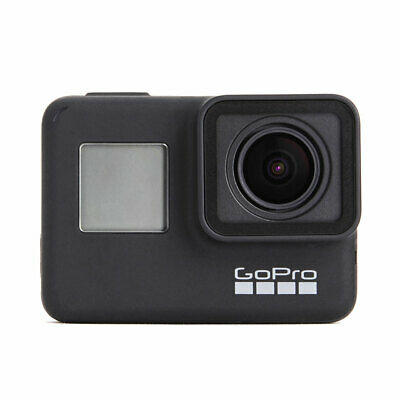 GoPro HERO7 Black Waterproof 4K Compact Action Camera Camcorder w/ Touch Screen