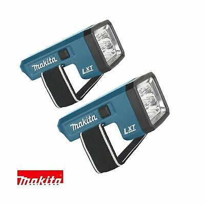 Makita DML186 18 Volt Rechargeable Fluorescent LED Flashlight Torch Body On... .