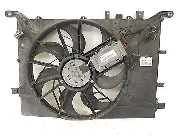 Radiator Cooling Fan Blade Motor Shroud Assembly for Volvo C30 C70 S40 V50 S70