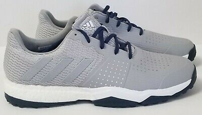 Adidas Adipower Sport Boost 3 F33581 - mens US size 13 - grey - golf sneakers