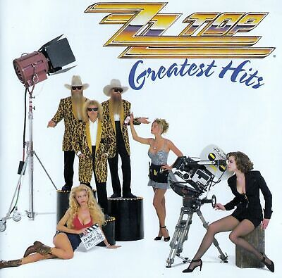 ZZ Top - Greatest Hits von ZZ Top (2006)   CD NEU OVP
