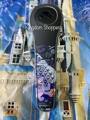 NEW DISNEY PARKS Figment Epcot Disney World Magicband 2 BLACK