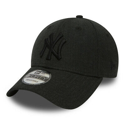 New York NY Yankees Heather Essential New Era 9FORTY Cap | New w/Tags