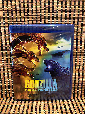 Godzilla 2: King Of The Monsters (2-Disc Blu-ray/DVD, 2019)Millie Bobby Brown
