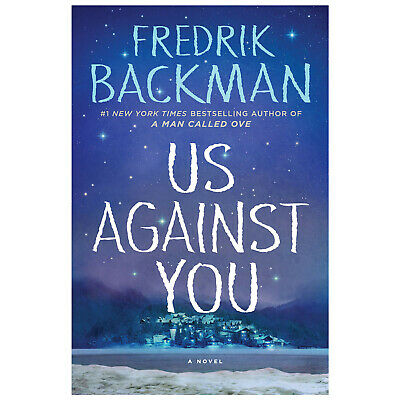 Us Against You by Fredrick Backman - Hardcover Book