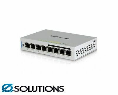 Ubiquiti Networks US-8 Unifi Switch 8 Managed 8-Port Gigabit Switch
